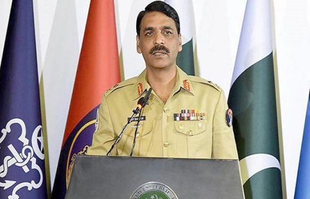 Director General of Inter-Services Public Relations (ISPR) Maj Gen Asif Ghafoor