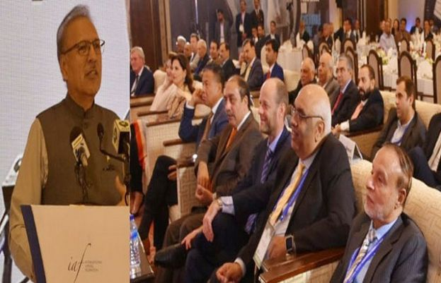 Foreign investors keen to invest in Pakistan: President Alvi