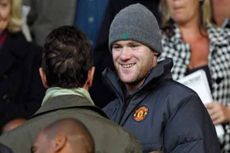 Rooney ready to return for Manchester