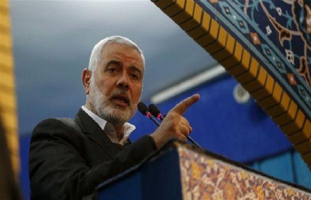 Hamas chief Ismail Haniyeh