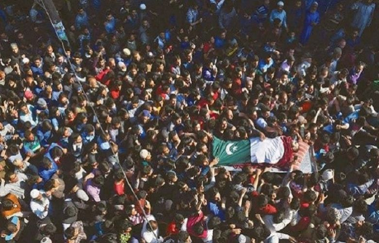 Indian troops martyr five youth in IoK's Pulwama district