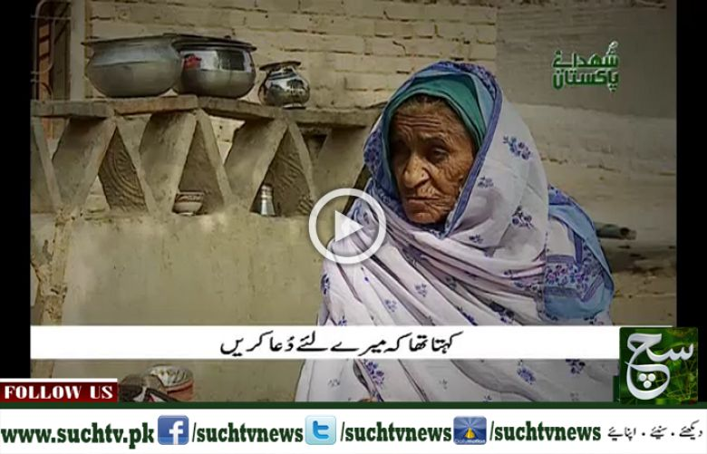 Shuhada e Pakistan 28 April 2017