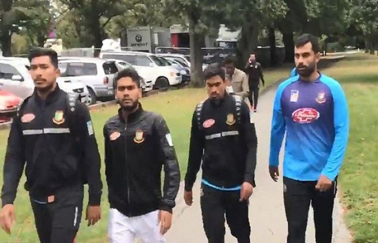 New Zealand and Bangladesh cancelled the Third Test after multiple people were killed in gun attacks