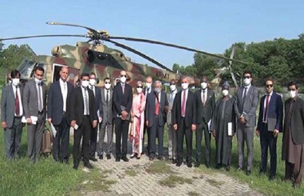 OIC delegation leaves for AJK to vistit line of control