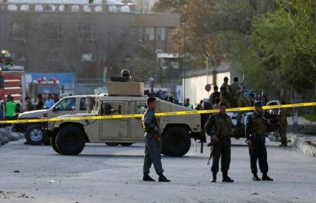 Attacks in Afghanistan kill 5 police officers