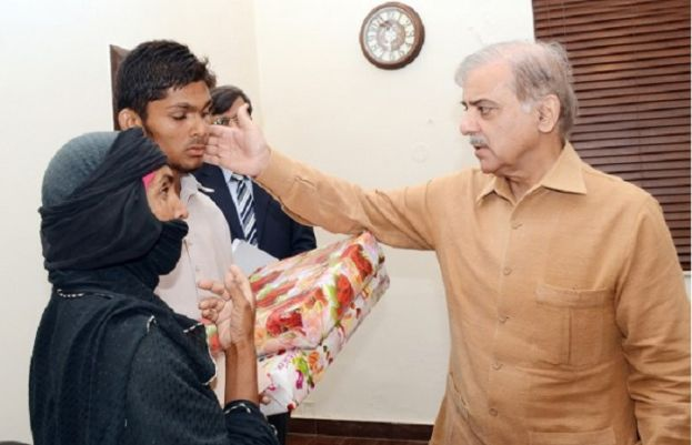 Shahbaz Sharif congratulated students who did well in their intermediate examinations