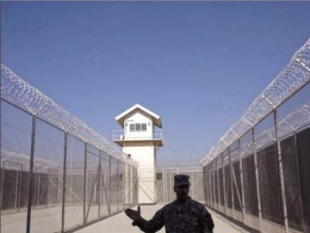 US handed over Bagram prison to Afghan government on Monday