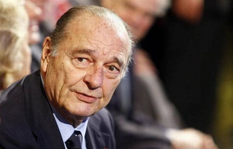 Former French president Chirac passes away at 86