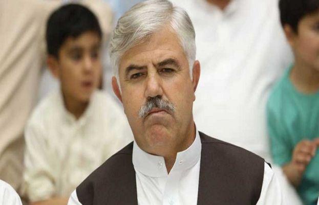 Chief Minister Khyber Pakhtunkhwa Mahmood Khan