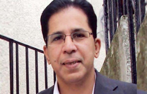 MQM leader Dr Imran Farooq