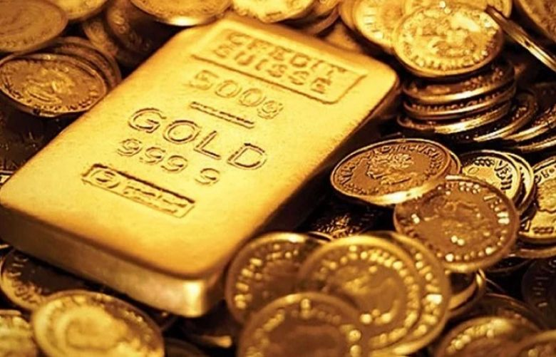 Gold price rises to Rs104,400 per tola in Pakistan