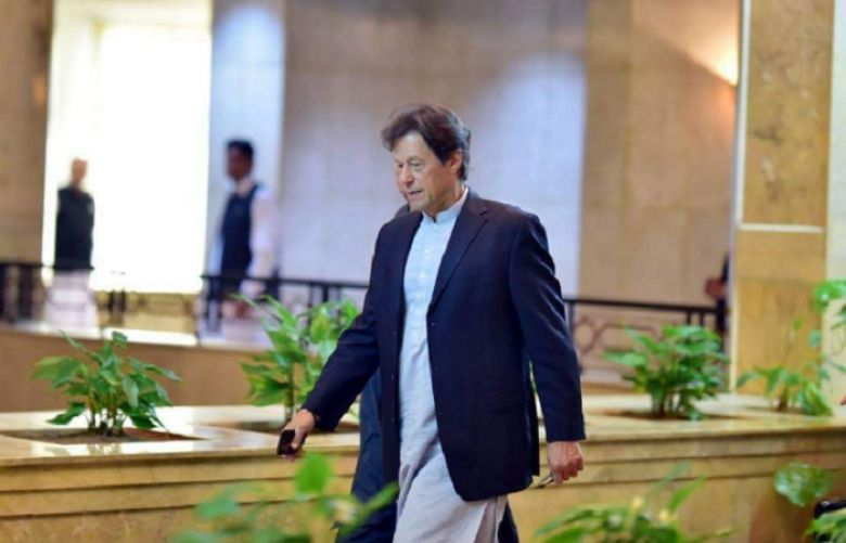 PM Imran leaves for Washington