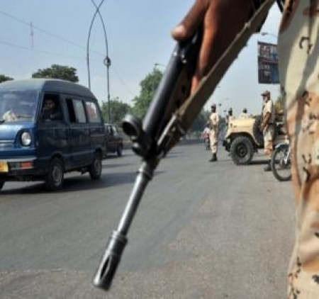 Five people killed in Karachi violence