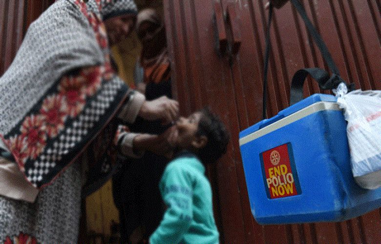 Anti-polio campaign begins in KP, Balochistan