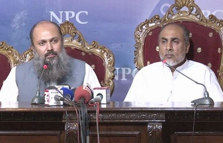 Three MNAs from Balochistan quit PML-N, set to join BAP