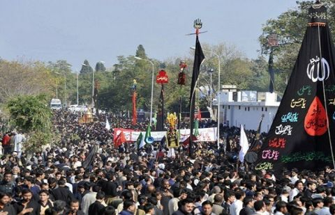 Muharram Processions: Security Put On High Alert Countrywide