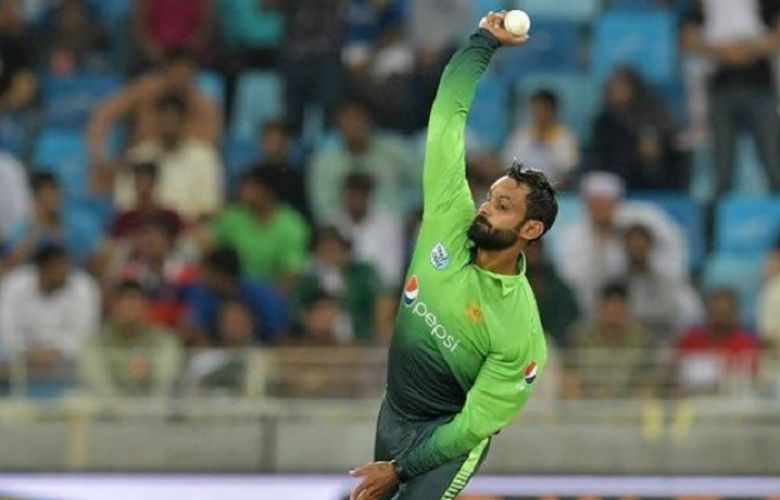Mohammad Hafeez handed third suspension from bowling in international cricket