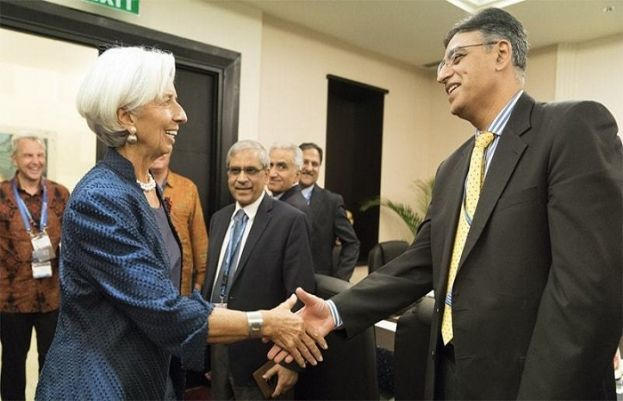 Pakistan should disclose debts with absolute transparency: IMF