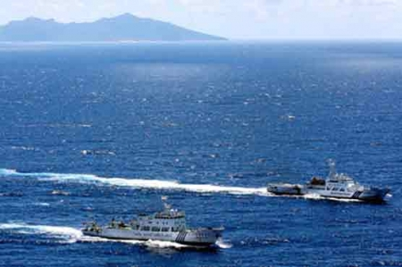 China, Japan in tense talks on disputed islands