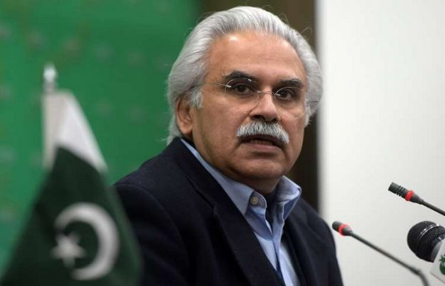 Special Assistant to the Prime Minister on Health Dr Zafar Mirza