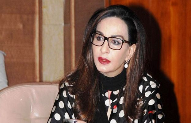 Pakistan Peoples Party (PPP) leader Sherry Rehman