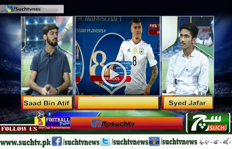Football Pulse (World Cup Transmission) 27 June 2018