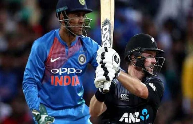 NZ won by four runs against India in third T20