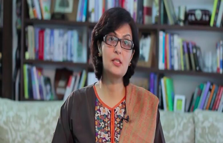 Govt sets new target of giving cash handouts to over 16m people: Sania Nishtar