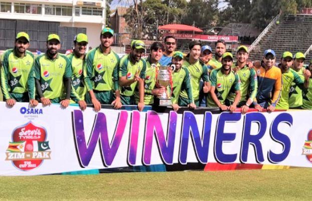 Pakistan beat Zimbabwe in final T20I