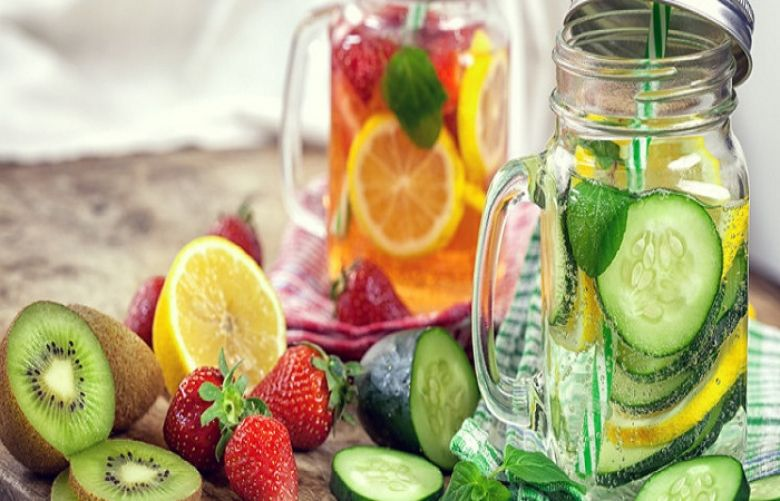 Flavored Water Recipes To Avoid Dehydration