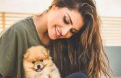 Ayeza Khan shares first photo of her pet dog Milan