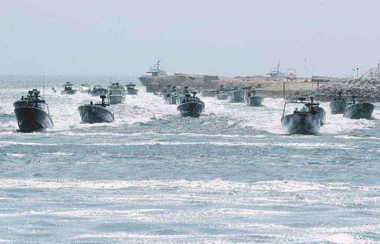 Qatar opens largest naval base amid US-Saudi military drills