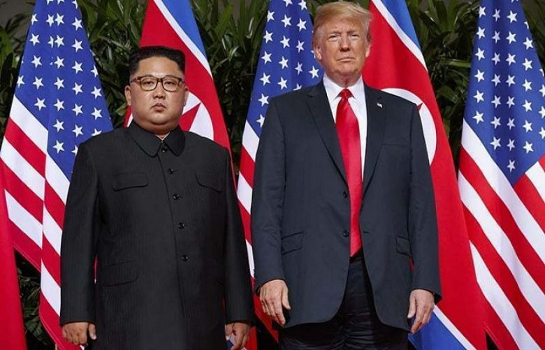 North Korean leader Kim Jong Un and US President Donald Trump held a second round of talks in Hanoi last month but nothing came of it.
