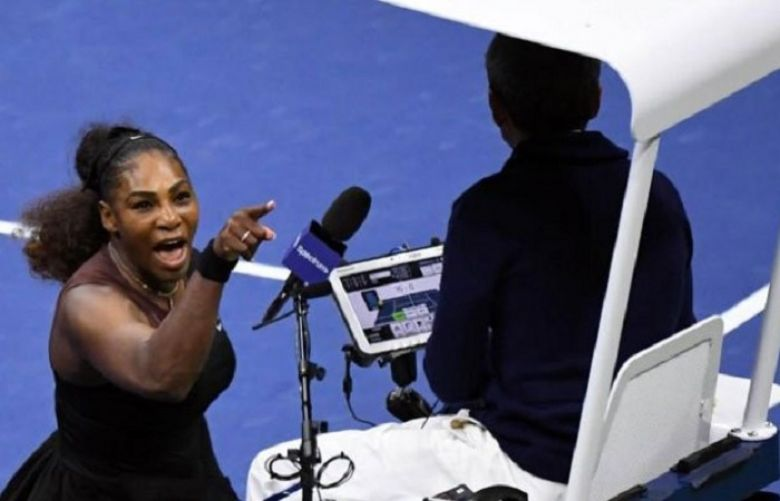 Serena Williams loses to Naomi Osaka in US Open after 'umpire thief' fiasco