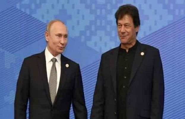 Putin offers 'limitless ticket to ride' to Pakistan
