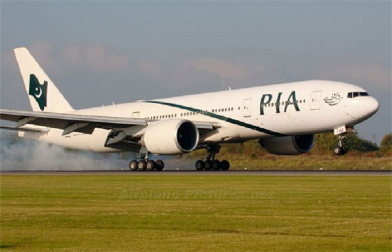 Newly Inducted Boeing 777 In PIA Fleet commences flights