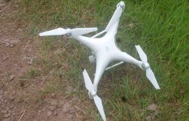Pakistan Army destroys Indian covert agent quadcopter at LoC: ISPR