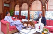 CM Balochistan calls upon PM Khan, discuss development undertaking