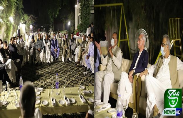 Jahangir Tareen invites lawmakers to dinner in Lahore