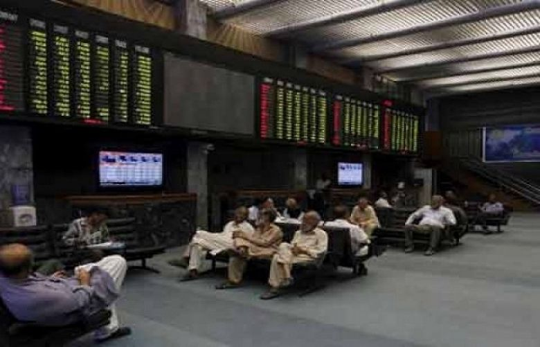Pakistan Stock Exchange as KSE-100 index loses 758 points