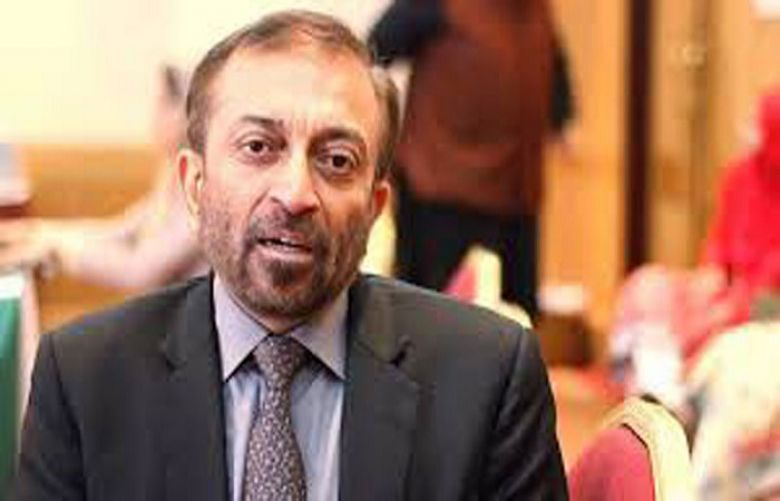 Consulting close friends on PTI's offer to join party: Farooq Sattar