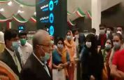 First batch of Pakistani health professionals has reached Kuwait
