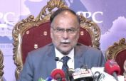 Nation wants to know who funded PTI from India, Middle East, US: Ahsan