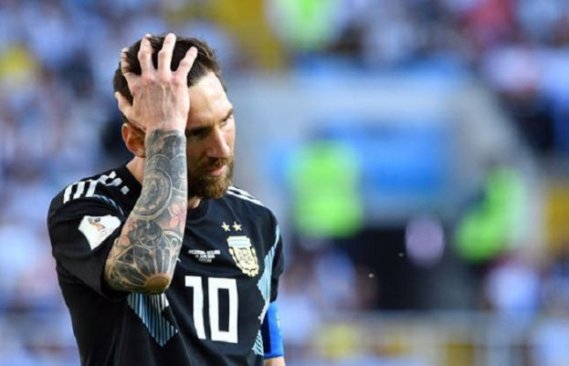 Pressure on Messi against Croatia after Ronaldo scores again