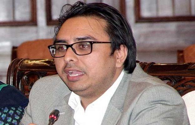 Afghan NSA, passes message to Nawaz ahead of AJK Elections:SAPM Shehbaz Gill