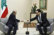 Lebanon president accepts PM Hassan resignation after Beirut blast