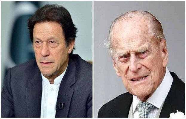 PM Imran Khan extends condolences to Britain upon Prince Philip's demise