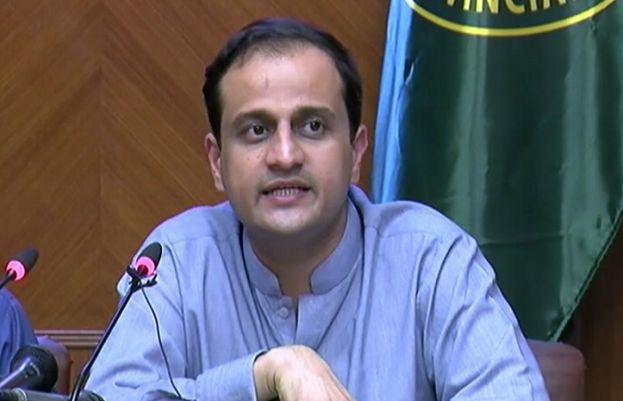Sindh government spokesperson Murtaza Wahab