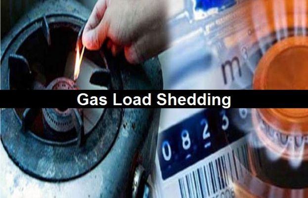 Gas Load Shedding