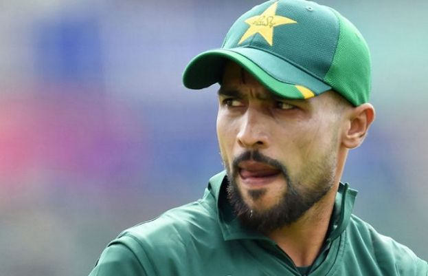 Retired Pakistani pacer Mohammad Amir